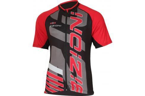 5af7b0d6e9 Kvalitní Lasting MD74 Cyklo dres černo-červený Velikost  L k objednání
